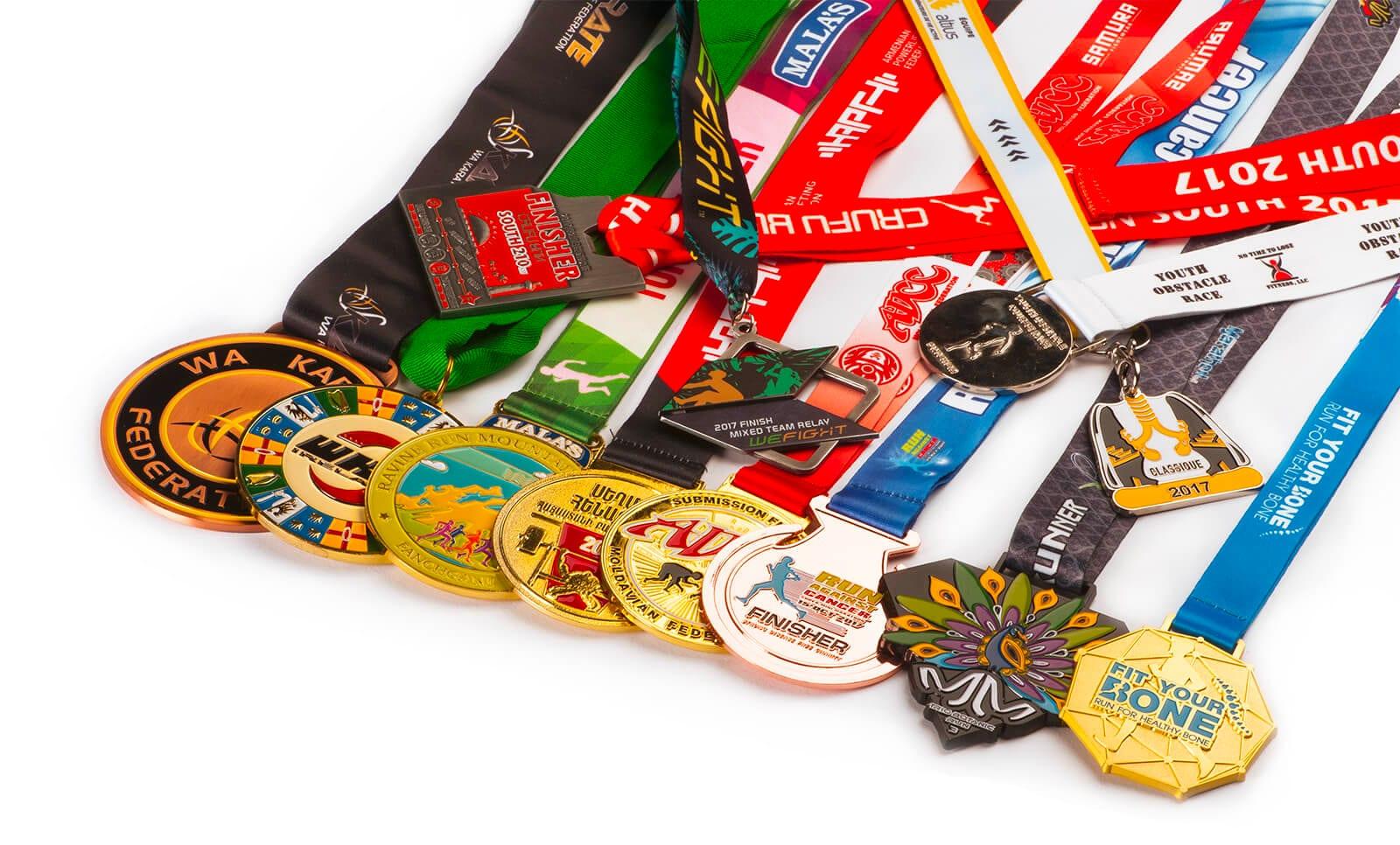 Modelli medaglie personalizzate