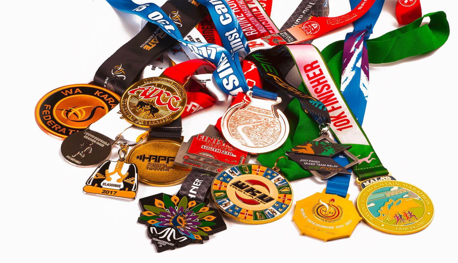 Esempi medaglie