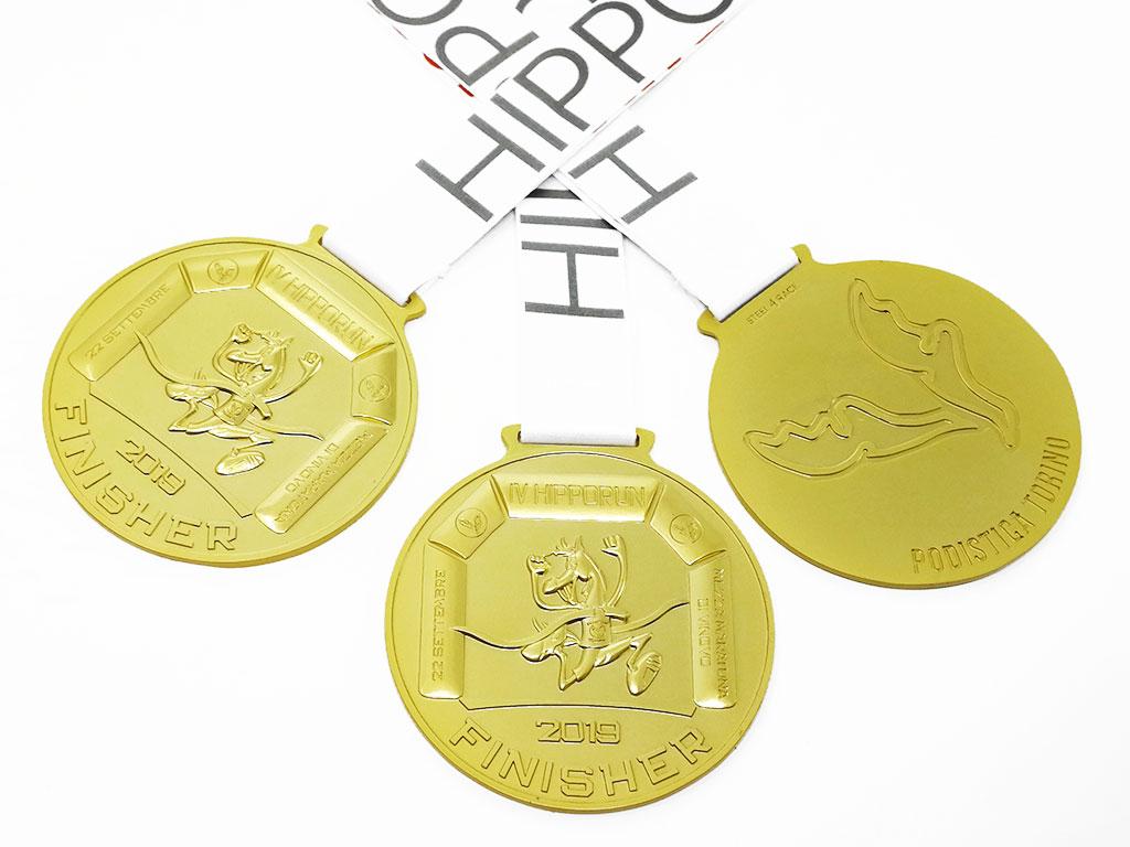medaglie podistica