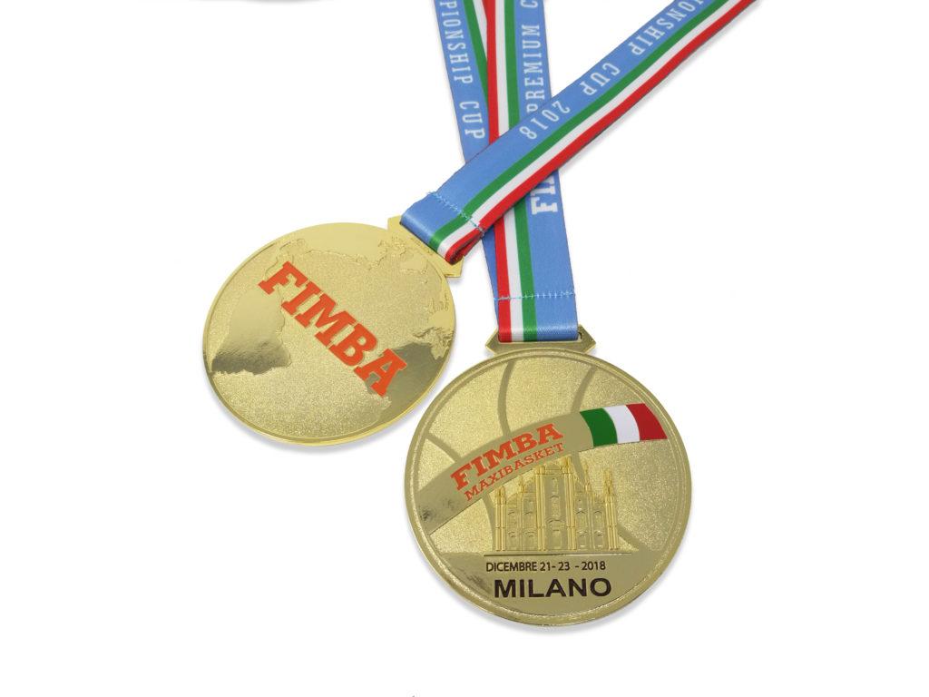 medaglie personalizzate