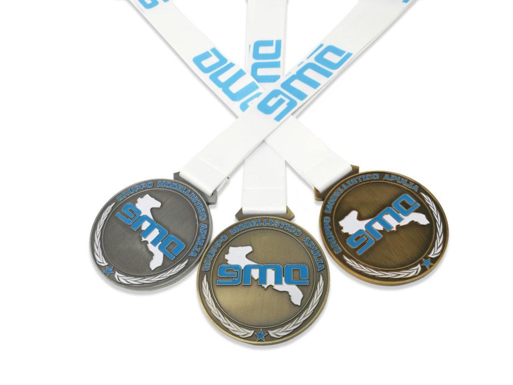 medaglia sportiva