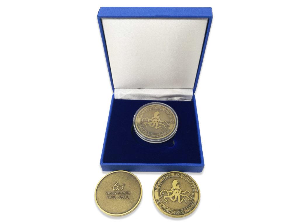 medaglia commemorativa