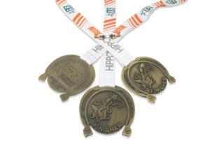 medaglia maratona personalizzata