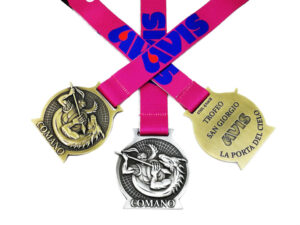 Medaglie maratona